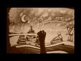 С днем Святого Николая! песочная анимация